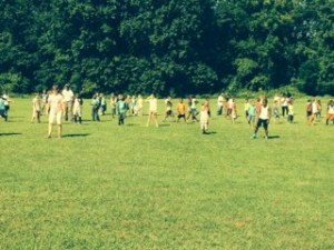 everyone kickball