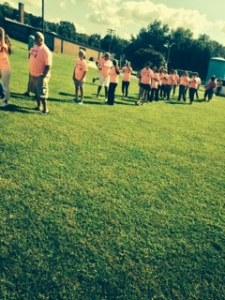 kickball staff