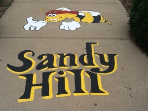 sandy hill bee