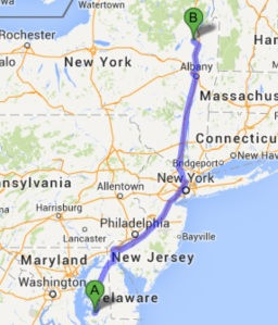 map from md to ny