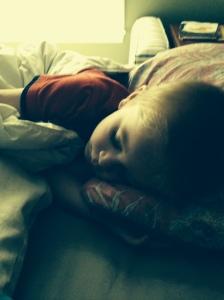 saturday asleep